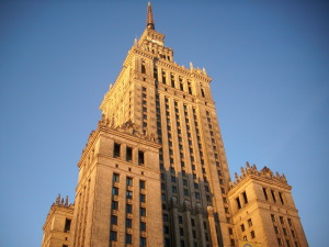 Kultur- och vetenskapspalatset, Warszawa